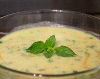 نحوه پخت و طرز تهیه سوپ جو پرک با هویج