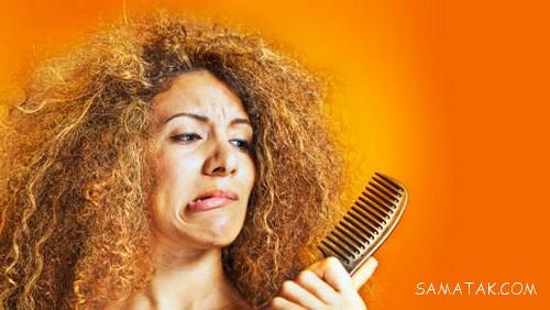حفظ حالت موی فر | حفظ حالت موهای فر