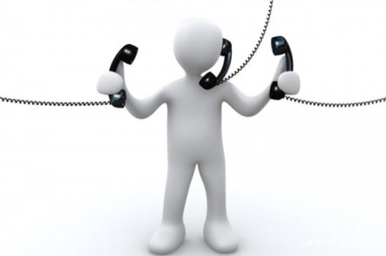 چگونه خط تلفن ثابت را روی موبایل دایورت کنیم