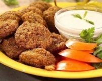 طرز تهیه فلافل خوزستانی اصل و خوشمزه برای 10 نفر