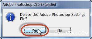چگونه تنظیمات فتوشاپ را به حالت اولیه برگردانیم