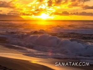تعبیر خواب ساحل طوفانی و مواج | تعبیر خواب ساحل زیبا و آرام