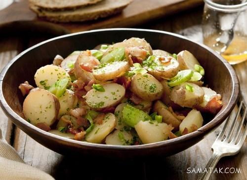 خوراکی های چربی سوز قوی شکم و پهلو و ران ها