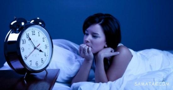 مواد غذایی که باعث بی خوابی میشوند | مواد غذایی که خواب را کم میکند
