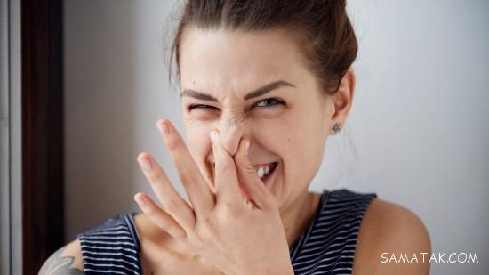 علت بوی بد بدن زنان و مردان | درمان خانگی رفع بوی بد بدن و زیر بغل