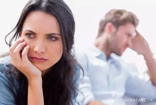 چگونه بفهمیم شوهرمان به ما خیانت میکند یا نه   نشانه های خیانت مرد به زنش