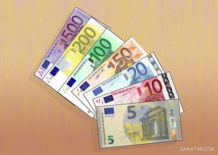 روش تشخیص یورو اصل از تقلبی   چگونگی تشخیص یورو تقلبی