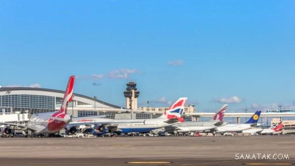 تعبیر خواب فرودگاه رفتن | تعبیر خواب باند فرودگاه