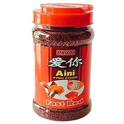 غذای ماهی آکواریوم آب شیرین | غذای ماهی قرمز خانگی