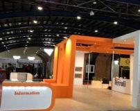 استفاده از ایده های خلاقانه و کاربردی در طراحی غرفه نمایشگاهی