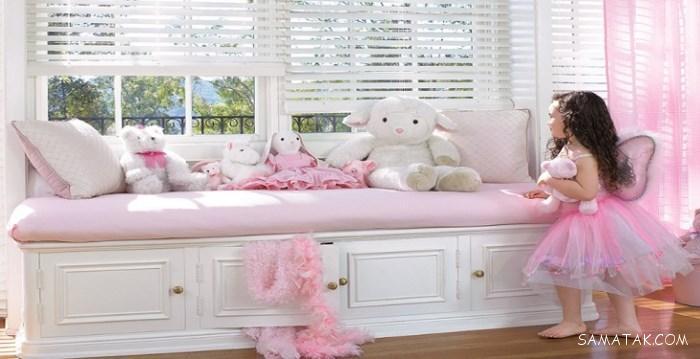 تزیین اتاق خواب دختر بچه