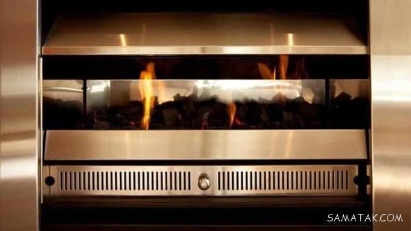 علت خاموش شدن ناگهانی بخاری گازی | طریقه نصب لوله بخاری گازی