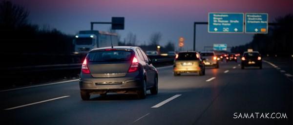 بهترین روش رانندگی در شب | نکات ایمنی رانندگی در شب