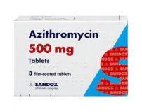 طریقه مصرف آزیترومایسین ۵۰۰ | عوارض آزیترومایسین در کودکان