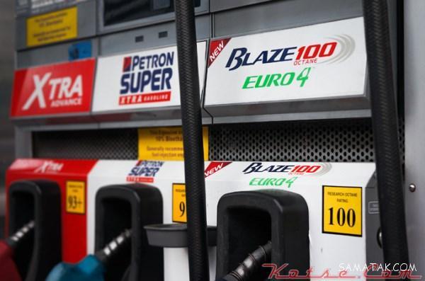 مضرات مکمل بنزین برای خودرو | انواع مکمل اکتان بنزین