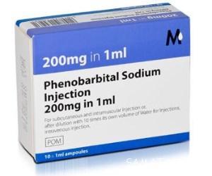 آمپول فنوباربیتال برای چیست   عوارض و موارد مصرف آمپول فنوباربیتال