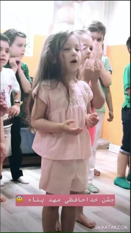 اسم دختر دوم شاهرخ استخری | عکس های دختر دوم شاهرخ استخری