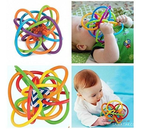 بازی های هوش برای کودک یک ساله تا دو ساله