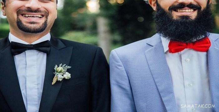 بهترین رنگ کت و شلوار برای مجالس عروسی