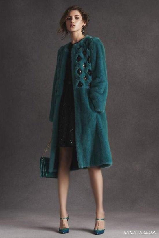 ژورنال مدل پالتو زمستانی سایز بزرگ زنانه و دخترانه ۲۰۱۹ - ۱۳۹۸