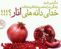 شعر عاشقانه انار و پاییز | اشعار زيبا در مورد انار