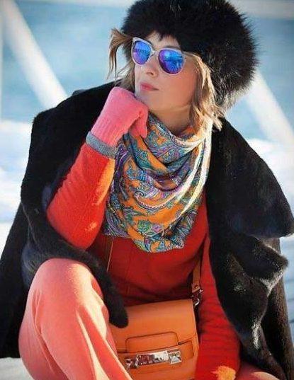 ژورنال مدل پالتو زمستانی سایز بزرگ زنانه و دخترانه ۲۰۱۹ – ۱۳۹۸