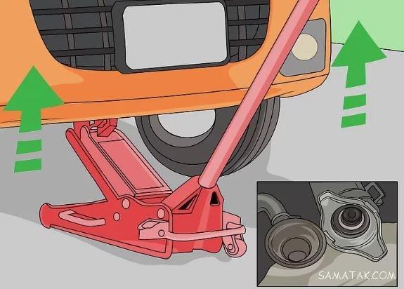 روش صحیح هواگیری رادیاتور ماشین | دلیل هوا گرفتن رادیاتور ماشین