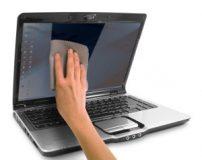 چگونه صفحه نمایش لپ تاپ را تمیز کنیم | نحوه تميز كردن لپ تاپ سفید و مشکی