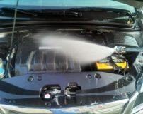 روش صحیح شستشوی موتور خودرو | آموزش شستن موتور خودرو