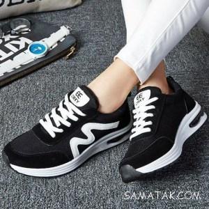 مدل بستن بند کفش 5 سوراخه | طرز بستن بند کفش 5 سوراخه