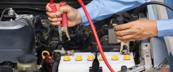 چگونه بفهمیم باتری ماشین خراب است | نشانه های ضعیف شدن باتری خودرو