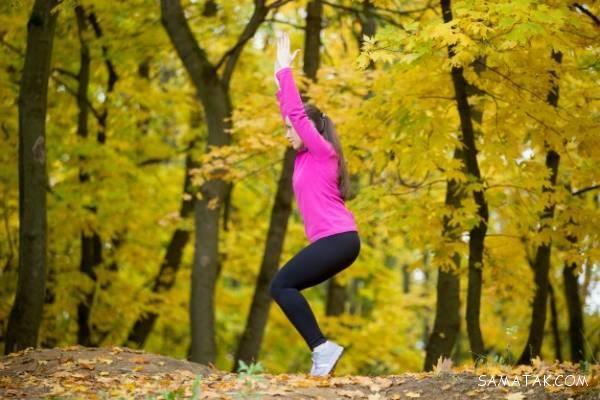 ورزش برای باسنی خوش فرم و بزرگ | مواد غذایی برای بزرگ شدن باسن