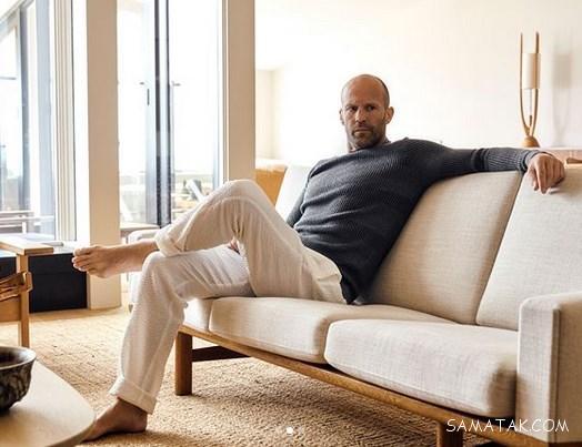بیوگرافی جیسون استاتهام بازیگر و رزمی کار 52 ساله هالیوود