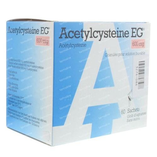 قرص استیل سیستئین برای چیست | موارد مصرف قرص جوشان استیل سیستئین 600