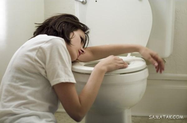 کامل ترین مرجع تعبیر خواب استفراغ | تعبیر خواب استفراغ دیگران در خواب
