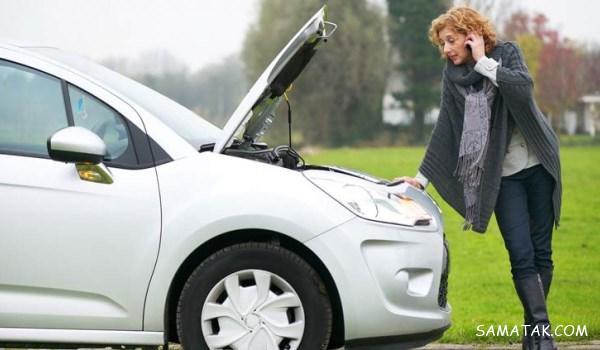 علت ریپ زدن ماشین در حالت گاز و حین حرکت | علت ریپ زدن ماشین در دنده 2