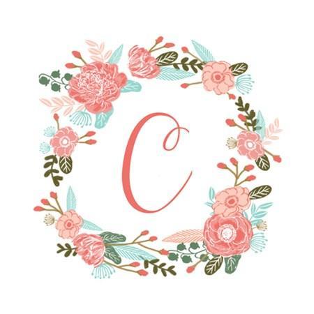 گالری عکس نوشته حرف انگلیسی C برای پروفایل کیفیت بالا