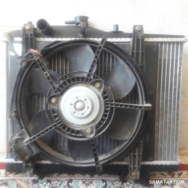 آموزش تعویض آب رادیاتور پراید 131 | روش تخلیه کامل آب رادیاتور پراید