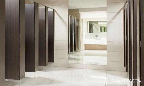 تعبیر خواب توالت و مدفوع - توالت عمومی کثیف - توالت های زیاد