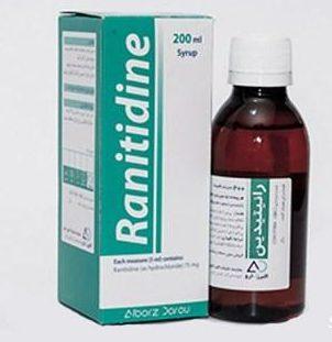 طریقه مصرف شربت رانیتیدین برای نوزاد | آیا شربت رانیتیدین برای نوزادان خواب آور است؟