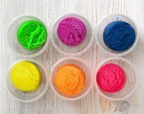 طرز تهیه خمیر بازی با رنگ خوراکی | 5 روش ساخت خمیر بازی برای بچه ها