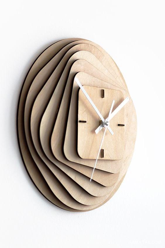 انواع جدیدترین مدل ساعت دیواری 2019 | عکس ساعت دیواری مدرن و شیک