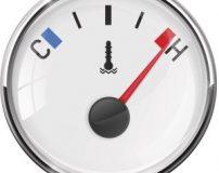 علت بالا رفتن آمپر آب در سربالایی | علت بالا رفتن دمای آب خودرو در ترافیک