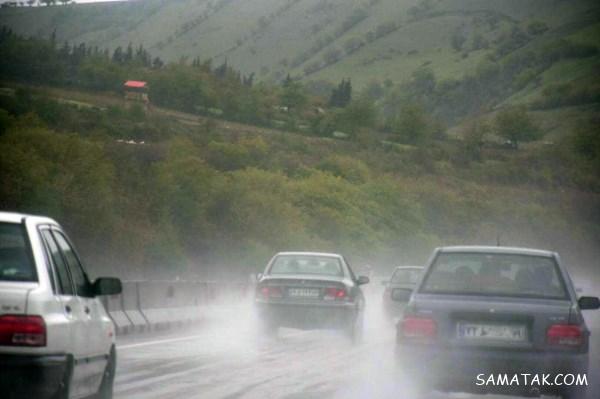 وسایل ضروری برای مسافرت در هوای بارانی و بارندگی شدید