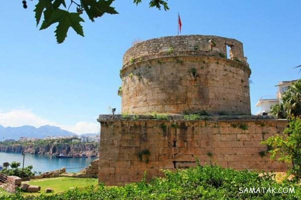 مکان های دیدنی و تفریحی آنتالیا برای عید نوروز + تصاویر