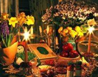 انشا ادبی در مورد عید نوروز | انشا کوتاه در مورد تعطیلات عید نوروز
