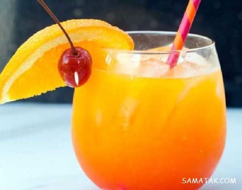 طرز درست كردن شربت پرتقال طبیعی در منزل + خواص شربت پرتقال