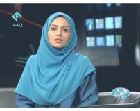 بیوگرافی مبینا نصیری مجری زن تلویزیون و همسرش | ازدواج مبینا نصیری با احسان علیخانی