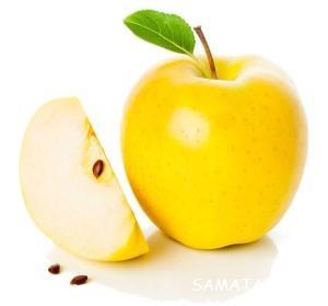 خواص سیب زرد برای پوست صورت – لاغری – بارداری | طبع سیب زرد چیست
