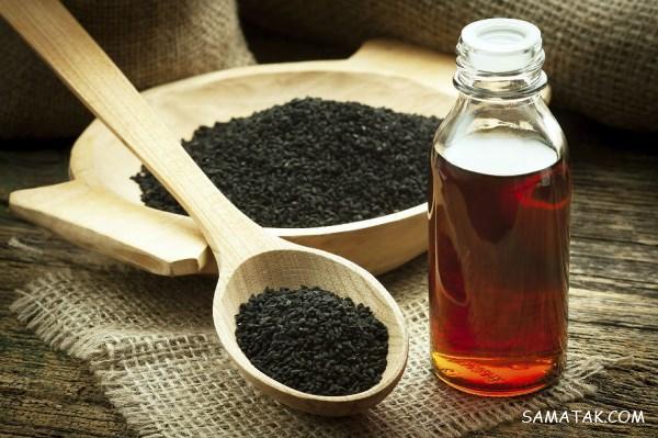 خوردن سیاه دانه خام   عوارض خطرناک سیاه دانه